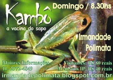 kambo domingo ip