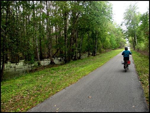 Gainesville to Hawthorn Bike Trail 191