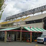 Granville Island Public Market in Vancouver, British Columbia, Canada