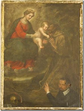 Tela-Lavinia-Fontana-basilica-Trinità