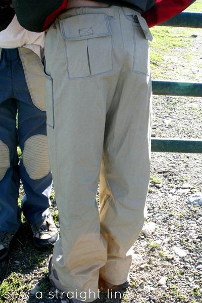 parsley pants D