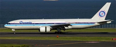 Boeing 777 Oceanic Airlines