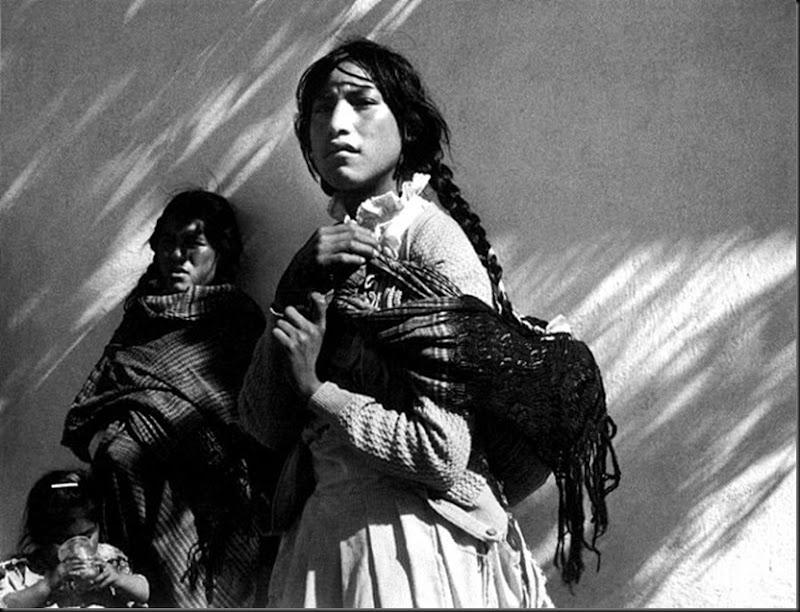 Mujeres mazahuas. San Agustín Metepec, Estado de México (2)