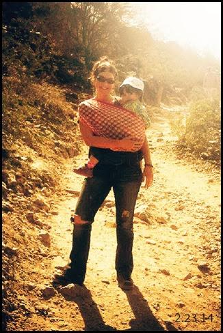 babywear hike 2