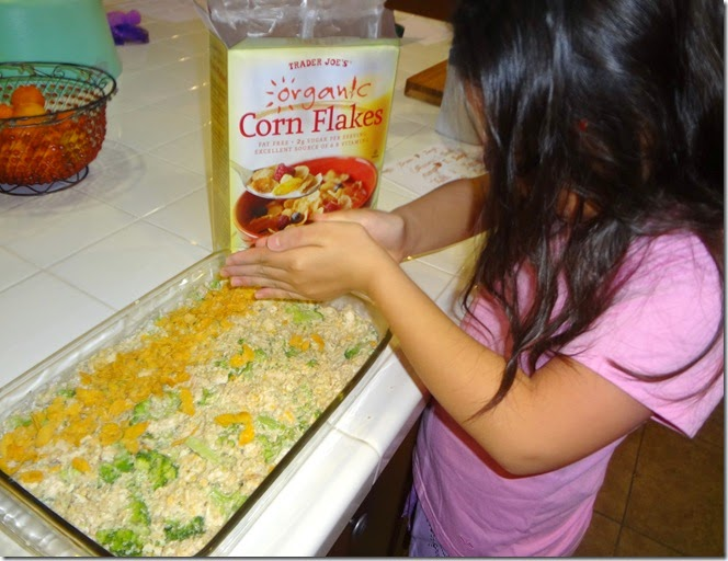 Broccoli Chicken Casserole 019