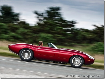 Jaguar E-Type Speedster3