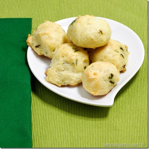 Chive gougeres20