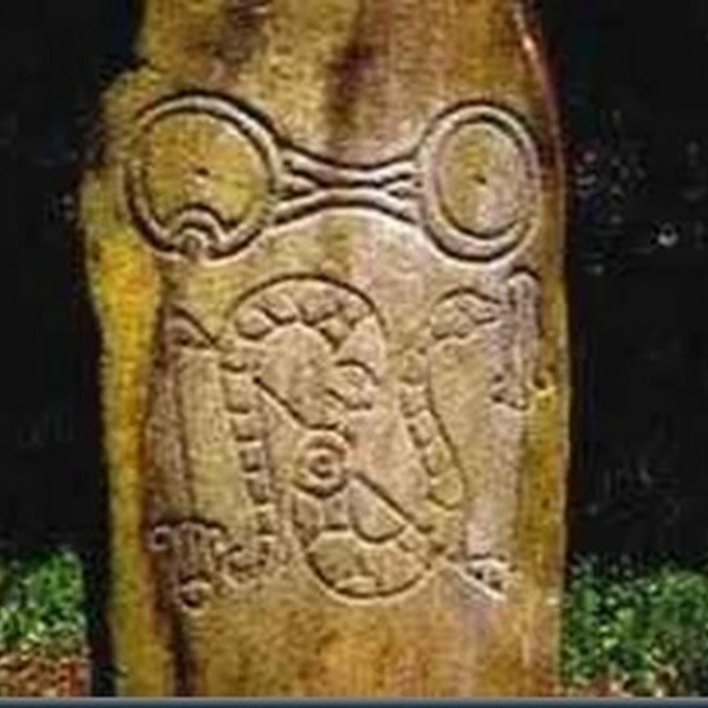 A Pedra Atlante da Escócia