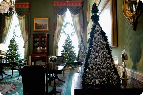 white-house-green-room-tabletop-tree
