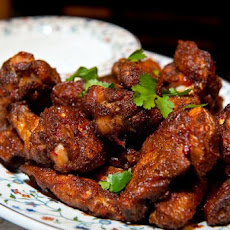 Jackson Street Baked Hot Wings Recipe