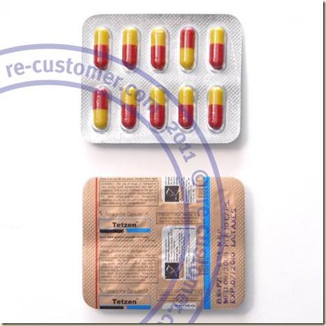 antibióticos para el acne severo3