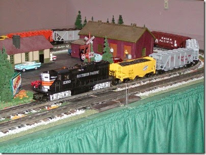 28 Lionel Railroad Club of Milwaukee at TrainTime 2003 1