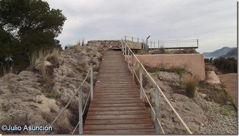 Dromos del Santuario ibero de la Luz - Murcia