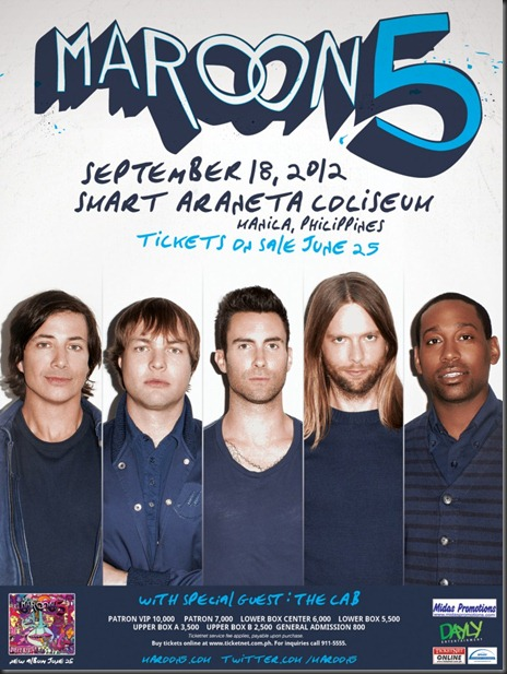 maroon-5-concert-poster