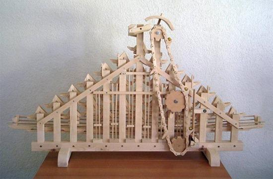 máquinas de madeira