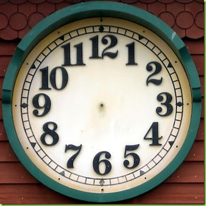 Handless-clock