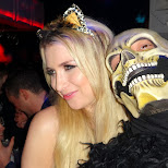 Halloween Party at Maison Mercer in Mississauga, Ontario, Canada