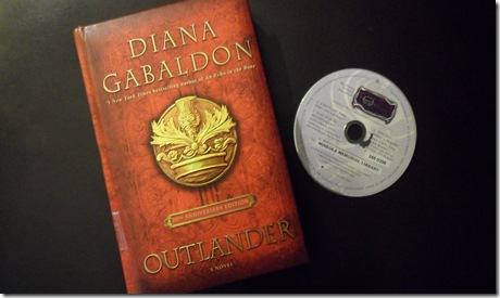 Outlander by Diana Gabaldon 20th Anniversary Edition