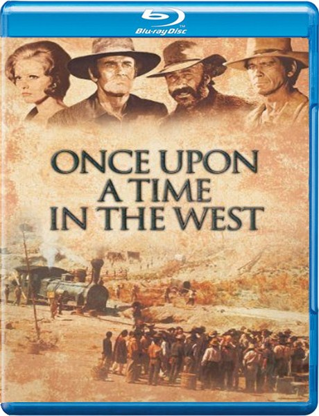 Once Upon A Time in the West | 1968 | 720p | BluRay | x264 | DTS | DUAL