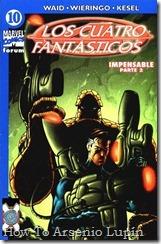 P00010 - Los 4 Fantasticos v5 #10