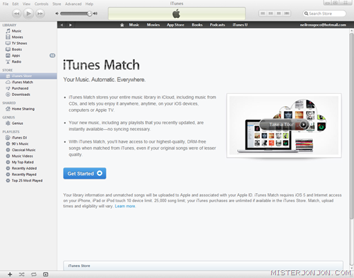 iTunes Store iTunes Match Philippines