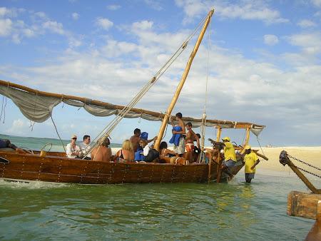 Excursii Zanzibar: gata de plecare