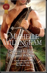 Sediced by her Highland Warrior