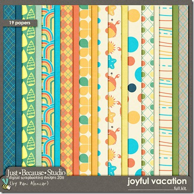 JBStudio-JoyfulVacation_papers