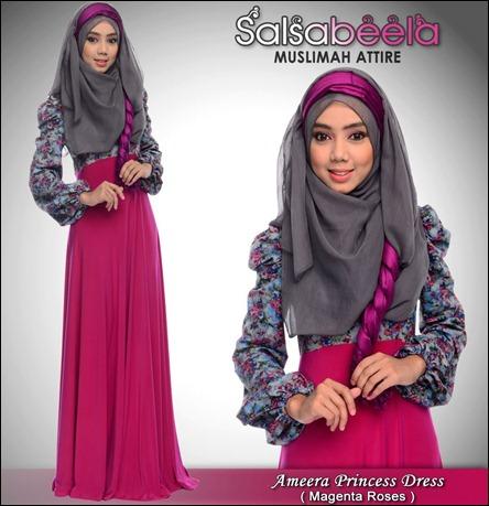 Beli baju muslimah dari Muslimah Attire | Nabeel Fikree