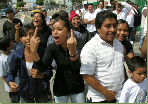 illegal aliens say thanks for the hospitality