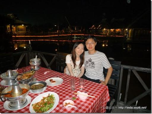 泰國芭達雅-錫攀水上市場Pattaya Floating Market 合照
