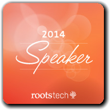 The Ancestry Insider is speaking at RootsTech 2014