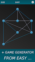 Screenshot of Entangled Game - Logic Puzzle
