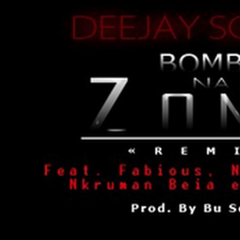 """DJ Soneca - Bomba Na Zona """"Remix"""" c Neide Sofia, Fabious, Nkruman Beia e Negro Bué [Download]"""