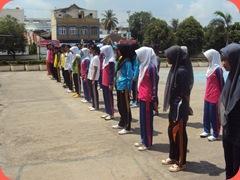 Pengurus Daerah Purna Paskibraka Kuantan Singingi 2012-2016 Adakan Pelatihan Untuk Siswa 4