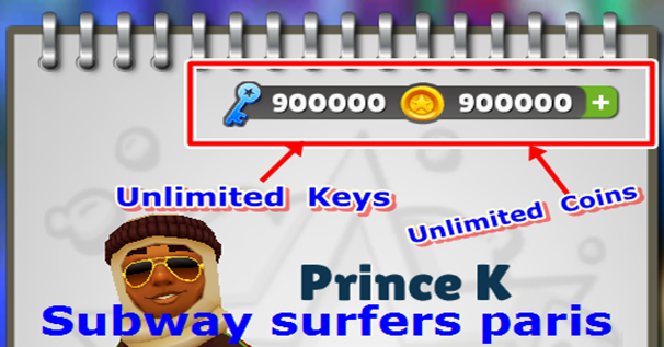 Subway Surfers Coins Key Mod (1.12.2).apk