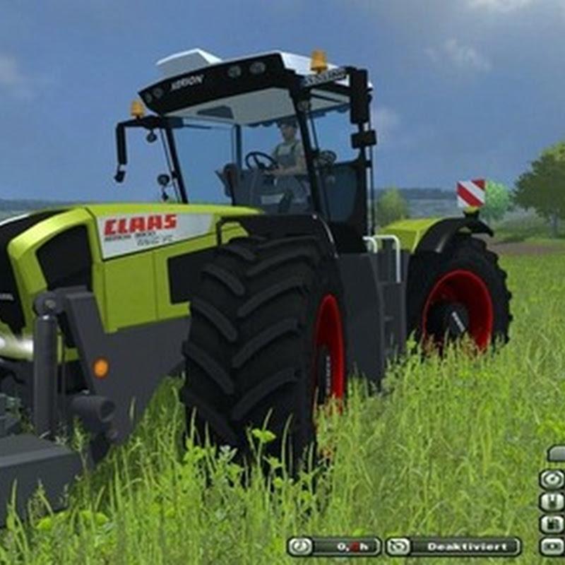 Farming simulator 2013 - Claas Xerion 3800VC v 1.1