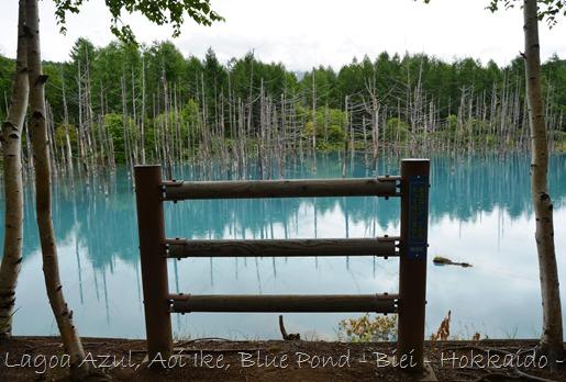 Lagoa Azul - Biei - Hokkaido - Glória Ishizaka - 5