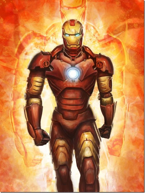 Iron man ,Anthony Edward ,Tony Stark (98)