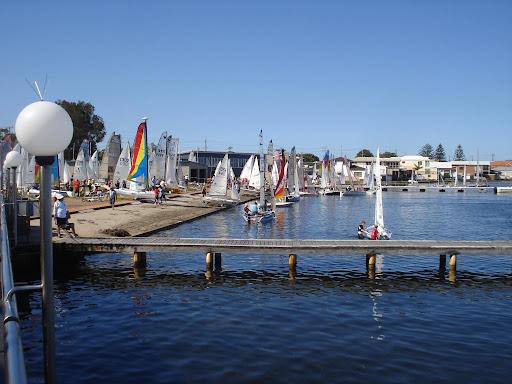 Speers point amateur sailing club