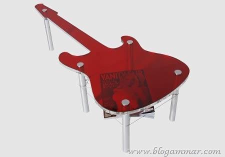 Meja gitar