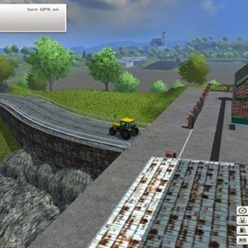 Farming simulator 2013 - VQ2 Hagenstedt v 3.20 MR