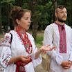 Головні організатори дійства - Інна Шемет та Данило Майоров