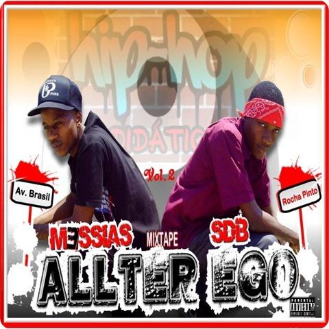 Capa da mixtape1
