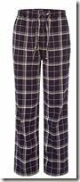 Ralph Lauren Check Flannel Pyjama Pant