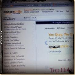8.  I Shop Here