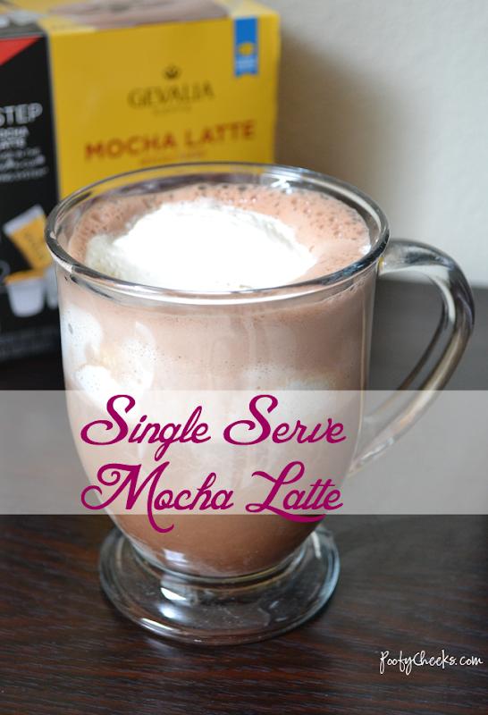Single Serve Gevalia Mocha Latte #shop