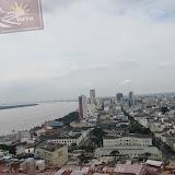 Vista do Cerro Santa Ana - Guayaquil - Equador