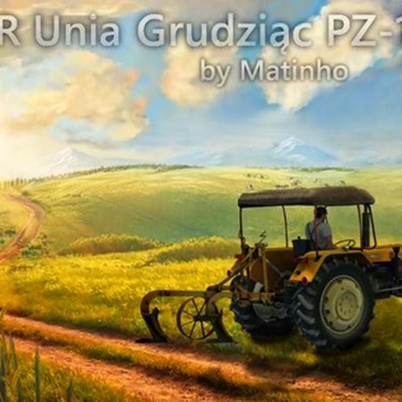 Farming simulator 2013 - PZ 1 Unia Grudziadz v 1.0