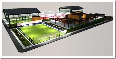 Instalaciones MOMO Sports Club La Garena_2